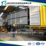 unidade do Daf do aço 3-300mt/Hour inoxidável