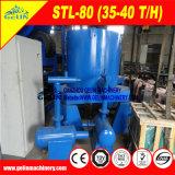 De alluviale Wasmachine van het Tin, Alluviaal Tin die Installatie, de Alluviale Installatie van de Concentrator van het Tin voor de Alluviale Verwerking van het Tin scheiden
