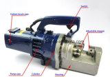 staaf van het Staal van 25mm scheert de Draagbare Elektrische de Hydraulische Rebar Hydraulische Scherpe Machine van de Snijder