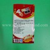 Saco de bolsa de pasta de tomate projetado pelo cliente