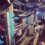 Hochgeschwindigkeits6colors Drucken-Maschine PLC-Flexo (YT-H)