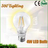 Illuminazione 2014 dell'indicatore luminoso di lampadina del filamento del LED 360
