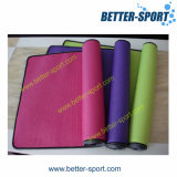 Yoga Mat PVC NBR TPE con diferentes materiales