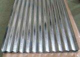 Sgchによって電流を通される屋根波形シートが付いている電流を通された屋根瓦