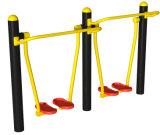 Openlucht Dubbele het Lopen van de Apparatuur van de Gymnastiek Machine (Ha-12004)
