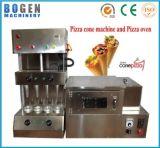Cône en acier inoxydable complet de la Pizza Making Machine