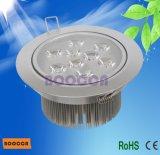 Downlight LED Empotrables de alta potencia (BC-CA13570-9W)