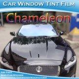 速い配達オリジナル車の装飾的なビニールのWindowsの色合いのフィルム