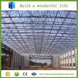 Construction d'usine de structure métallique de Grand-Envergure de poutre en double T