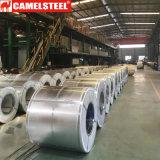 G550 Az150 ASTM 55% 알루미늄 Gl Galvalume 강철 코일