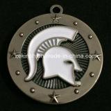 Медали металла сплава 3D цинка с осаждением черного никеля
