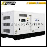 De open & Stille Elektrische geluiddichte Prijslijst van de Diesel Reeks van de Generator (& container)