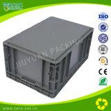 Контейнер EU пластмассы серого цвета сверхмощный