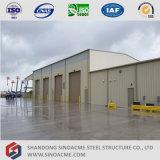 Sinoacme Portal de alta calidad Estructura de acero prefabricada arrojar