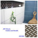 De Tegels van het Mozaïek van de Decoratie van de Muur van het Glas van het kristal (G823004)