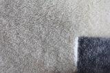 Pelliccia tenuta da adesivo di lavoro a maglia di PV del fabbricato della pelle scamosciata composita della peluche