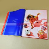 Impression de livre de table basse de livre de photographie d'animal familier