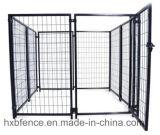 Псарни собаки пробки порошка Coated круглые/клетка собаки
