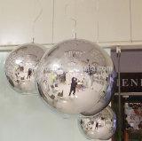 حديثة كروم كرة أرضيّة تعليق مرآة [متل بلّ] سقف [بندنت لمب] لأنّ مكتب يجعل في الصين