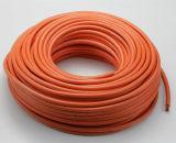 Câble en caoutchouc à un noyau de soudure avec la haute performance