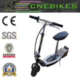 Escooter pieghevole 24V 300W Electric Scooter con Acid Battery con Removeable Seat da vendere