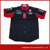 Fabricant professionnel professionnel de chemise F1 Fabricant (S17)