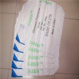 정연하거나 편평한 바닥 Kraft 종이 패킹 공급 시멘트 부대, PP에 의하여 길쌈되는 부대