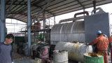 Zero-Poluição Waste médica da planta da pirólise de Reccyling que começ o óleo da fornalha