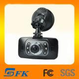 HD (1080P@30fps) 영상 차 디지털 방식으로 가득 차있는 DVR GPS 기록병 비행 기록 장치