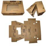 картонная коробка из гофрированного картона автоматическое Die Cut машины (Creaser)