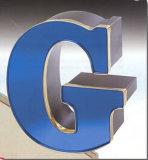 Bobines en Aluminium/Aluminium Profile colorés pour la publicité en provenance de Chine Jt