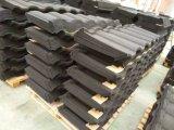 Suministro de la fábrica de tejas de metal recubierto de piedra