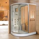 Sauna acrílica com sala de vapor com chuveiro (RY-8006)