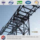 Structure métallique lourde élevée préfabriquée