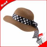 Cappello flessibile di carta di Sun del cappello di paglia