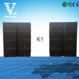 K1 de Dubbele 3-Way Grote Spreker van de Serie van de Lijn van Grootte 15 '' Openlucht