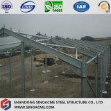 Sinoacme Prefabricados de estructura de acero de la luz de la construcción de trama