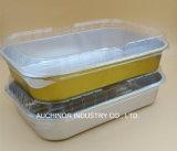 Устранимый Take-out поднос еды лотка еды алюминиевой фольги