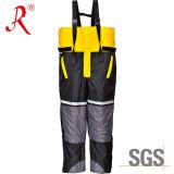 Pantalon de flottement imperméable à l'eau de pêche maritime de l'hiver (QF-918B)
