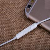 Наушник TPE Eardud устройства вспомогательного оборудования мобильного телефона с микрофоном для iPhone