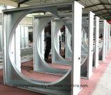 Schwerer Ventilations-Ventilator des Hammer-Jlh-800 für Geflügel und Gewächshaus