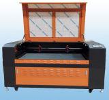 MDF de Laser van het Plexiglas sneed Machine met Dubbele Hoofden