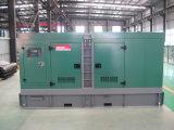 125kVA trois phase Super Générateur Diesel silencieux (GDC125*S)