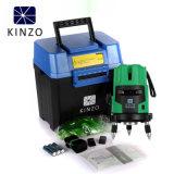 Groene Lijnen van het Waterpas van de Laser van de Laser van de Lijn van Kinzo de Modulaire 4V1h