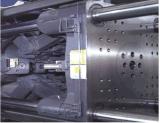 Nova máquina automática de moldagem por injeção de plástico