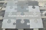 Modelo de mosaico gris del basalto (DES)