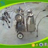 牛移動式搾り出す機械真空ポンプ搾り出す機械