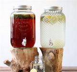 ガラス飲料の記憶瓶または台所用品またはジュースの貯蔵タンク