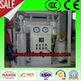 Dell'impianto di filtrazione del petrolio del trasformatore di vuoto della singola fase