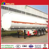 60000 Liter drei Wellen-Kraftstoff-Schlussteil-Öltanker-